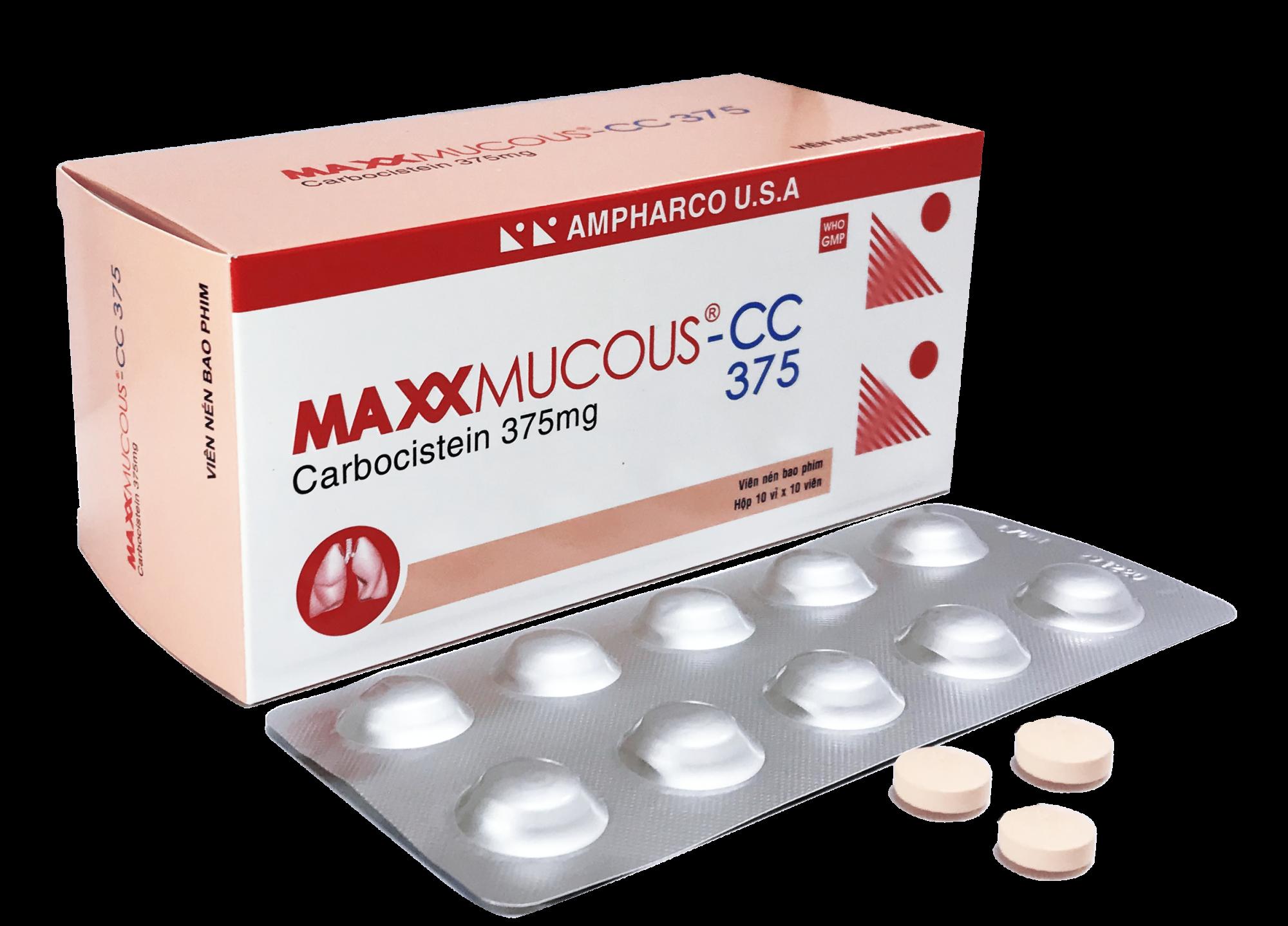 MAXXMUCOUS-CC 375 (Tab)
