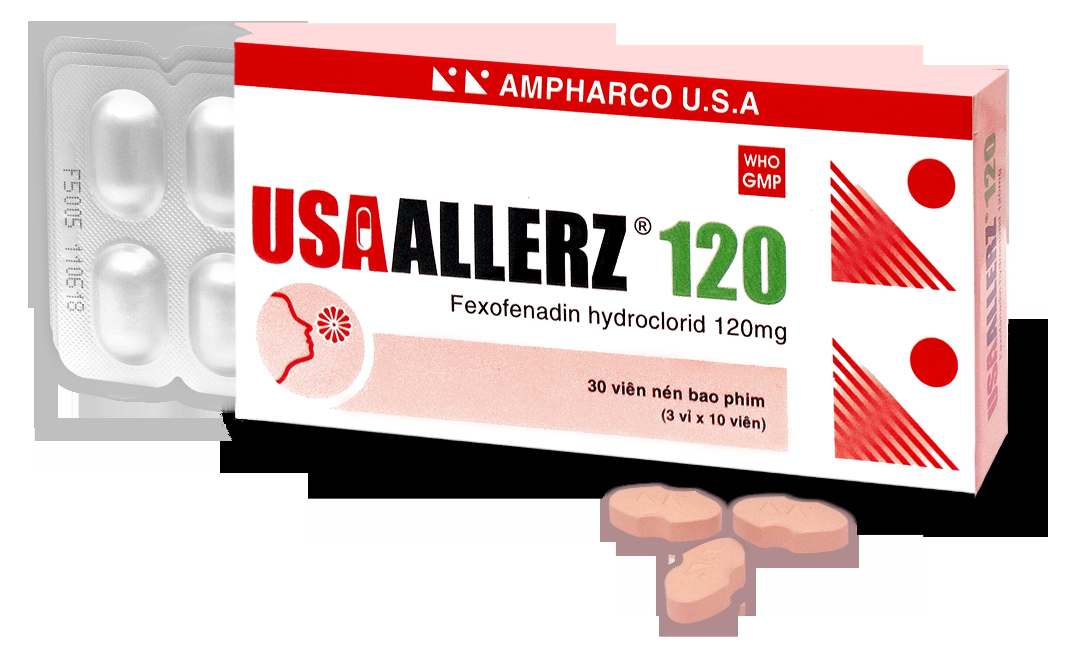 USAALLERZ 120